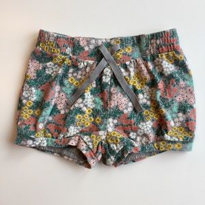Gap NEVER WORN floral shorts 2T